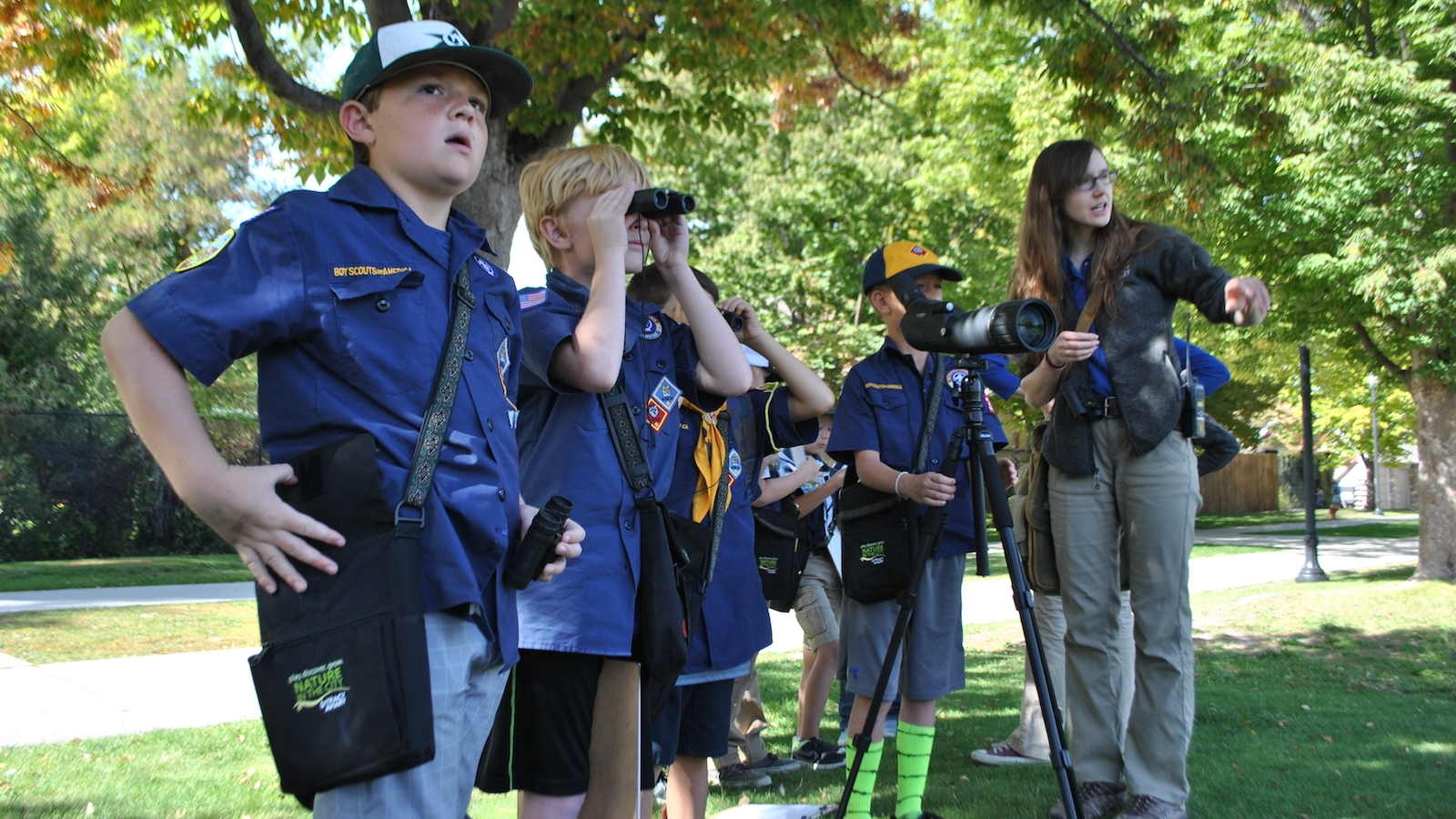 Cub Scout and Scouts BSA Workshops